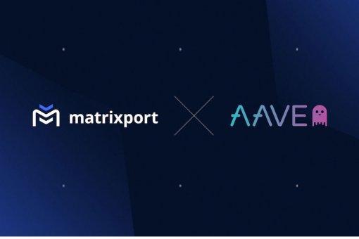 Платформа финансовых услуг Matrixport интегрировала протокол AAVE