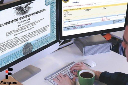 Платформа распределенного интеллектуального поиска FUNGRAM получила в SEC лицензию STO