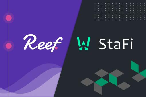 Reef Finance и Stafi Protocol объединили усилия для разблокировки активов на рынках DeFi
