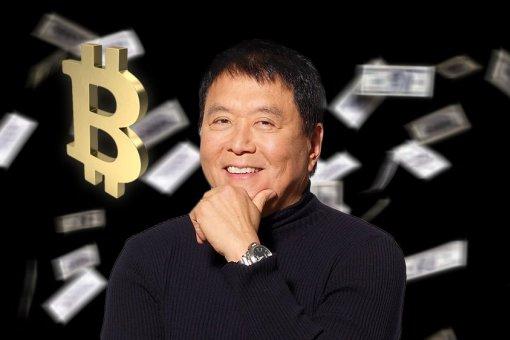 Роберт Кийосаки называл биткоины «народными деньгами»
