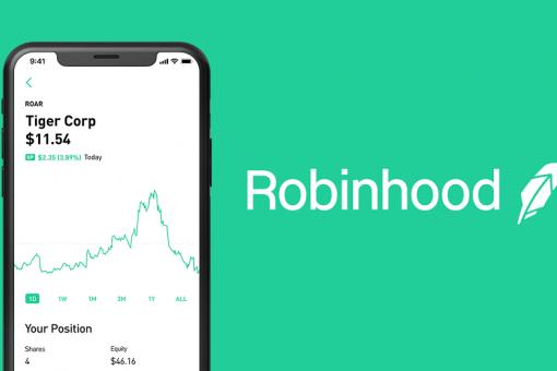 Robinhood объявил, что позволит пользователям криптовалюты вносить и снимать монеты