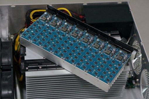 Samsung обсуждает возможность инвестирования 10 млрд долларов в завод по производству майнинговых чипов в Техасе