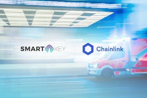 IoT платформа SmartKey интегрировала оракулы Chainlink