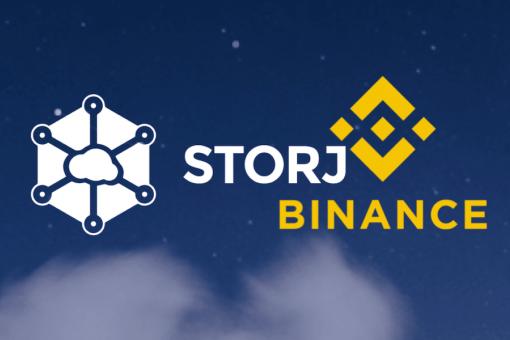 Binance Futures запустила маржинальную торговлю STORJ/USDT c кредитным плечом до 50x