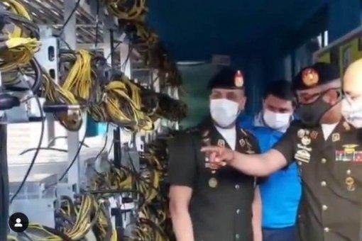 Инженеры венесуэльской армии начали майнить биткойн