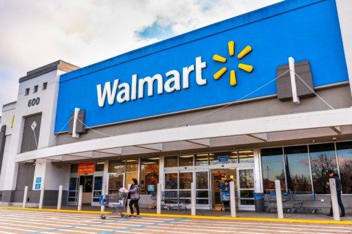 Walmart позволяет клиентам покупать биткоины в десятках своих магазинов в США