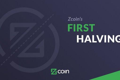 В сети ZCoin состоялся первый халвинг