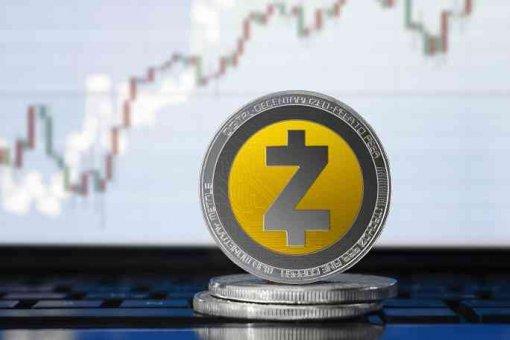 Монета Privacy Coin Zcash подешевела вдвое